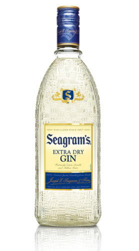 SEAGRAMS EXTRA DRY 750ML