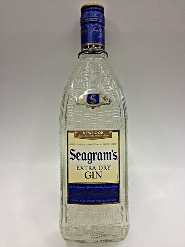 SEAGRAMS EXTRA DRY 1L