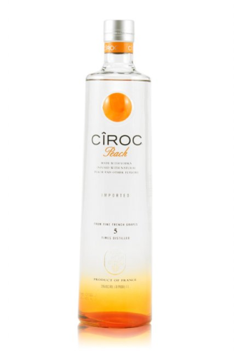 CIROC PEACH VODKA 1L
