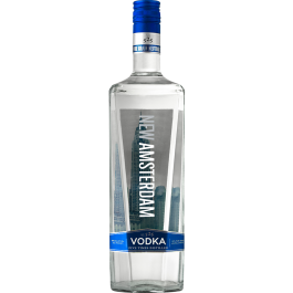 NEW AMSTERDAM VODKA 1.0L