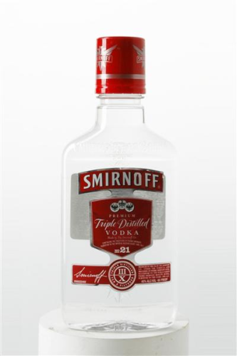 SMIRNOFF VODKA 200ML