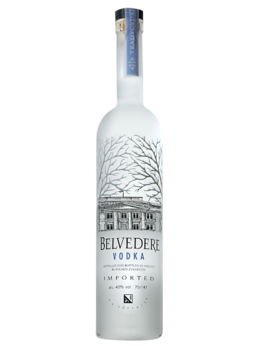 BELVEDERE VODKA 375ML