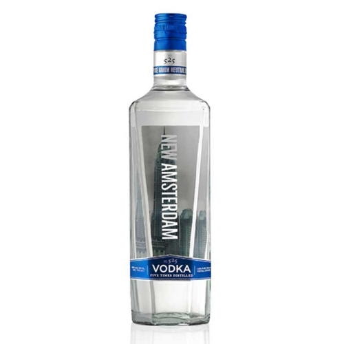 NEW AMSTERDAM VODKA 750ML