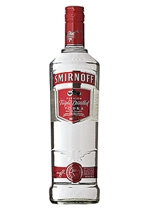SMIRNOFF 80 VODKA 750ML