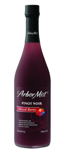ARBOR MIST MIXED BERRY PINOT NOIR 750ML