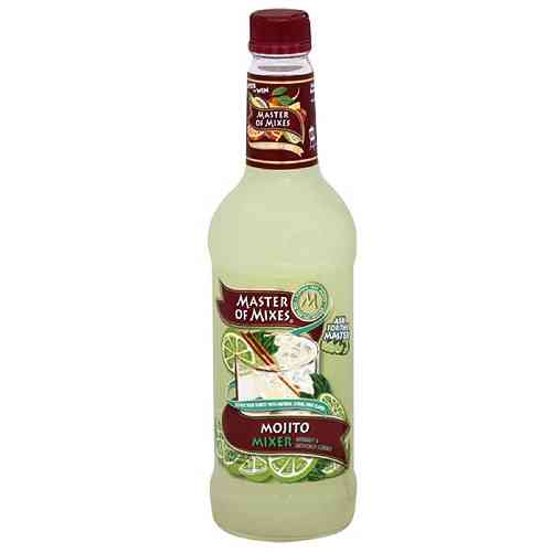 MASTER OF MIXES MOJITO 1L