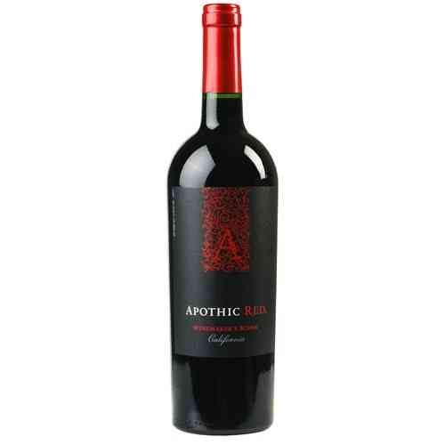 APOTHIC RED CALIFORNIA BLEND 750ML