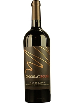 CHOCOLATE ROUGE DARK RED 750ML