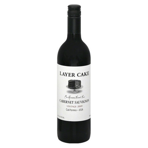 LAYER CAKE CARBERNET  SAUVIGNON 750ML
