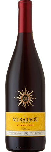 MIRASSOUR SUNSET RED 750ML