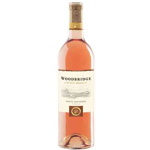 WOODBRIDGE WHITE ZINFANDEL  750ML