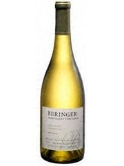 BERINGER CHARDONNAY 750ML NAPA VALLEY 2011