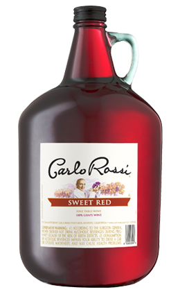 CARLO ROSSI 1.5L SWEET RED