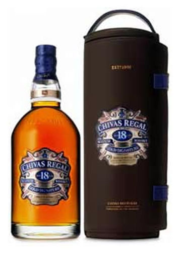 CHIVAS REGAL 18 YEARS SCOTCH WHIKEY 1.75L