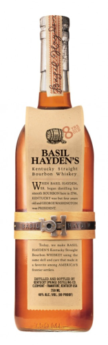BASIL HEYDEN'S BORURBON WHISKEY 750ML