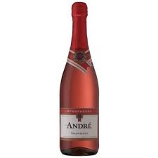 ANDRE STRAWBERRY MOSCATO 750ML