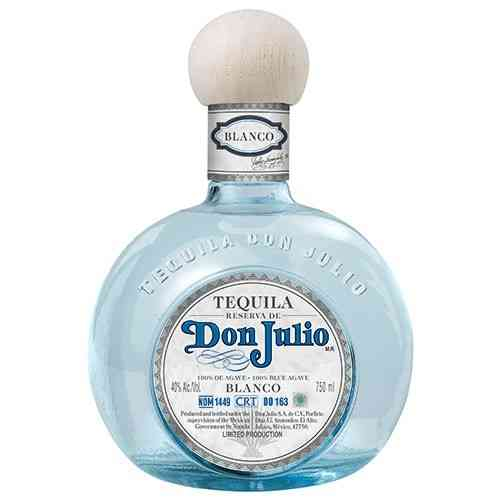 DON JULIO BLANCO SILVER 750ML
