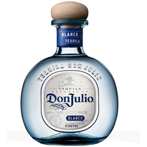 DON JULIO BLANCO SILVER 1.75L