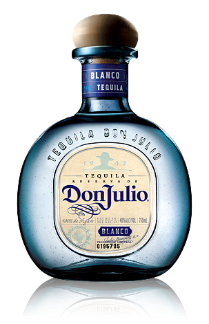 DON JULIO BLANCO SILVER 375ML