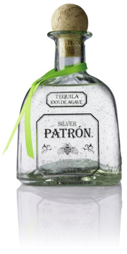 PATRON TEQUILA SILVER 50ML