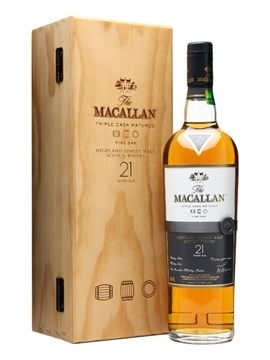THE MACALLAN 21 YEAR 750ML