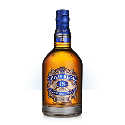 CHIVAS REGAL 18 YEARS WHISKEY 1L
