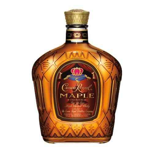 CROWN ROYAL MAPLE FINISHED CANADIAN WHIISKEY 750ML
