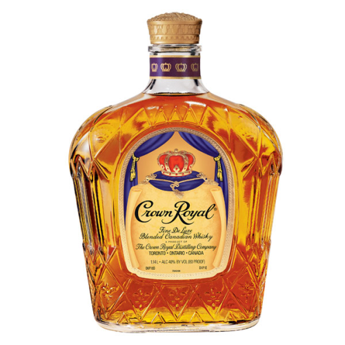 CROWN ROYAL CANADIAN WHISKEY 1L