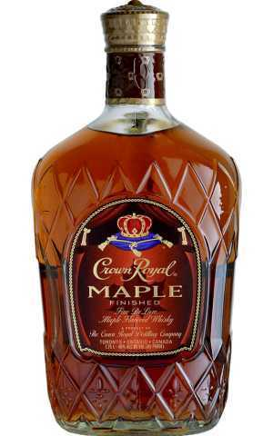 CROWN ROYAL MAPLE FINISHED CANADIAN WHISKEY 1.75L