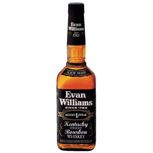 EVAN WILLIAMS BOURBON WHISKEY 750ML
