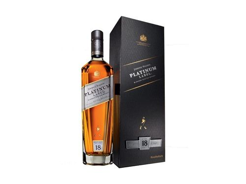 JOHNNIE WALKER PLATINUM LABEL 1L