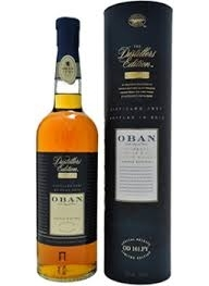 OBAN SCOTCH WHISKEY SINGLE MALT 750ML