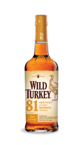 WILD TURKEY 81 BOURBON 750ML