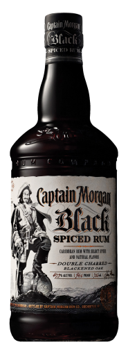 CAPTAIN MORGAN BLACK 375ML