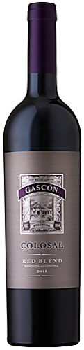 GASCON COLOSAL RED BLEND 2011 750ML
