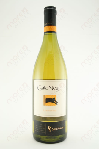 GATO NEGRO CHARDONNAY CHILE 750ML