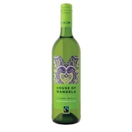 HOUSE OF MANDELA SAUVIGNON BLANC 750ML