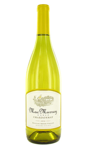MAC MURRAY RANCH CHARDONNEY 750ML