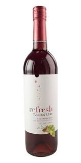 REFRESH RED MOSCATO TURNING LEAF 750ML