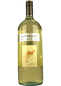 YELLOW TAIL SWEET WHITE ROO 1.5L