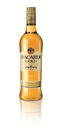 BACARDI GOLD 50ML