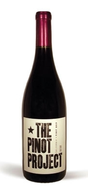 THE PINOT PROJECT 2012 PINOT NOIR 750ML