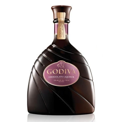 GODIVA CHOLOLATE 750ML