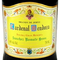 CARDENAL MENDOZA BRANDY 200ML