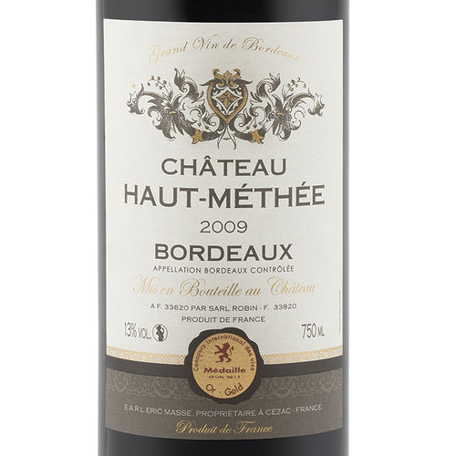 CHATEAU HAUT METHEE BX 2009 750ML