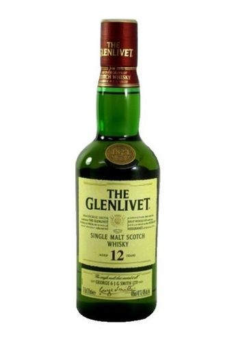 THE GLENLIVET 12 YEARS 200ML