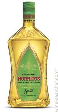 HORNITOS REPOSADO TEQUILA 1L