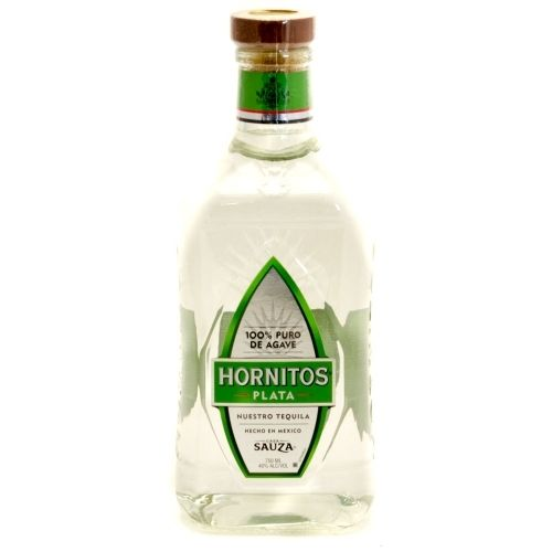 HORNITOS SILVER TEQUILA 1L