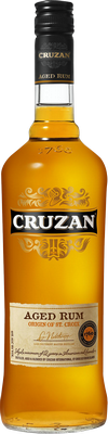 CRUZAN AGED RUM GOLD 750ML