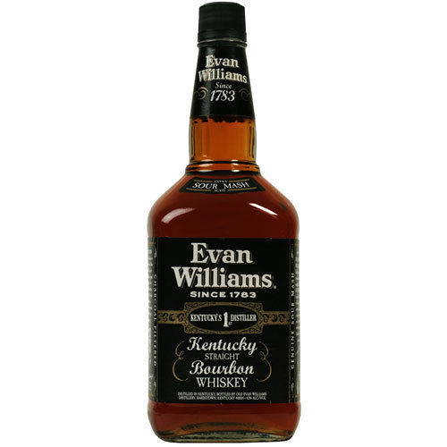 EVAN WILLIAMS KENTUCKY WHISKEY 1L